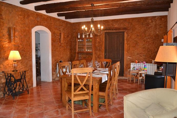 La casa gran les orenetes - Casa rural les orenetes ...